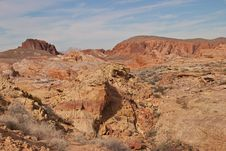 Free Valley Of Fire Royalty Free Stock Photography - 14033277