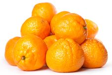 Free Oranges Royalty Free Stock Photo - 14033855