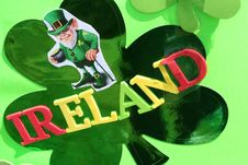 Free St. Patrick S Day Royalty Free Stock Photo - 14034225