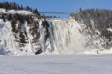 Free Montmorency Falls Stock Photo - 14034500