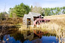 Free Grist Mill Royalty Free Stock Images - 14035709
