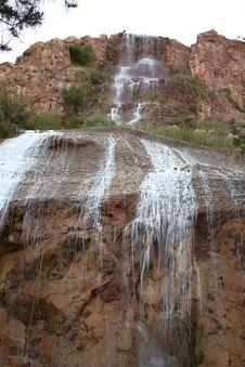Free Waterfall Near Quran Gate Stock Photos - 14035753