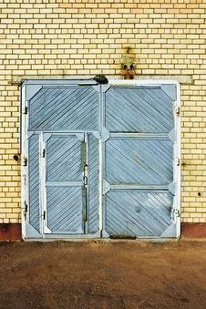 Free Vintage Door Royalty Free Stock Photos - 14036018
