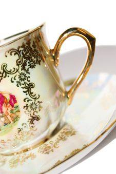 Free Porcelain Cup Stock Photos - 14036243