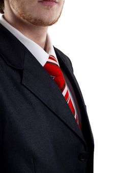 Free Business Man Suit Royalty Free Stock Image - 14036646