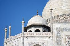 Free Taj Mahal Royalty Free Stock Images - 14037229