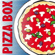 Free Pizza Box Royalty Free Stock Photography - 14039187
