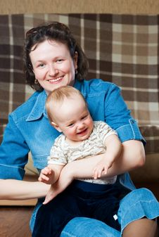Free Mother And Child Stock Photography - 14039782