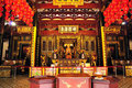 Free Historic Chinese Temple Royalty Free Stock Photo - 14048555