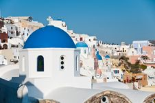 Free Greek Church Royalty Free Stock Images - 14042319
