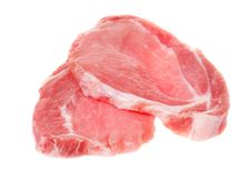 Free Raw Pork Royalty Free Stock Photography - 14042347