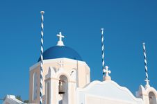 Free Greek Church Royalty Free Stock Photos - 14042348