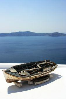 Free Lost In Santorini Stock Photography - 14044572