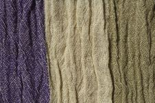 Free Woven Crinkled Fabric In Three Colors Stock Photo - 14044960