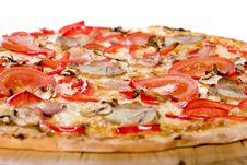 Free Pizza Stock Photos - 14045193