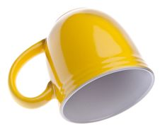 Free Vibrant Yellow Mug Stock Photos - 14045623