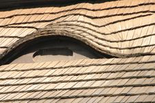 Free Tiled Roof Royalty Free Stock Image - 14045996