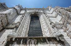 Free Monastery Lisbon Royalty Free Stock Photo - 14046035