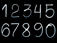 Free Numbers Stock Images - 14046254