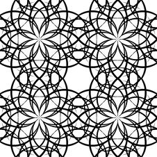 Free Illustration Sieamles Tile Ornate Royalty Free Stock Photos - 14046408