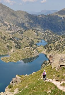 Free Pyrenees Royalty Free Stock Photography - 14047167