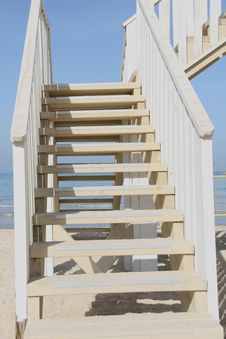 Free Stairways To Heaven Royalty Free Stock Images - 14047619