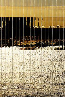 Free Brown Shiny Window Reflection Royalty Free Stock Photo - 14047885