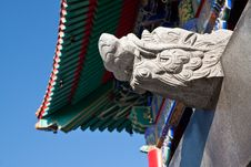 The Dragon Head Temple
