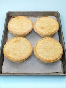 Free Australian Meat Pies Royalty Free Stock Images - 14048959