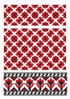 Flower Ukrainian Embroidery
