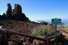 Free Rocke De Los Muchachos Stock Photo - 14049750