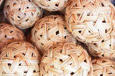 Free Basketwork Royalty Free Stock Photo - 14050335