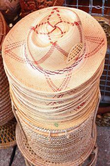 Free Basketwork Royalty Free Stock Image - 14050386