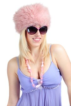 Free Pink Fashion Stock Image - 14050441