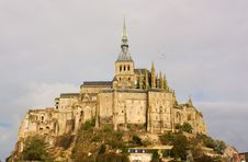 Free Mont Saint Michel Stock Photos - 14050473