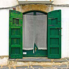 Free Door Green Stock Photos - 14051003
