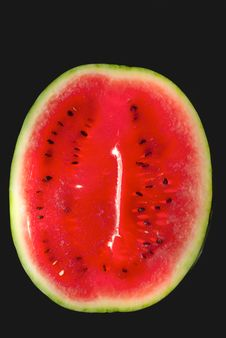 Free Big Red Watermelons Royalty Free Stock Image - 14051036