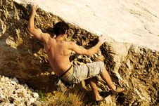 Free Free Climbing Stock Photos - 14051353