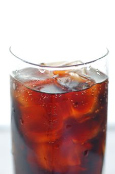 Free Glass Of Cola Stock Images - 14051464