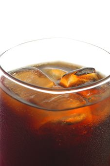 Free Glass Of Cola Stock Photo - 14051500
