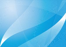 Free Wavy Abstract Background Royalty Free Stock Image - 14052106