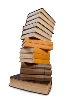 Free Stack Of Books Stock Image - 14053471