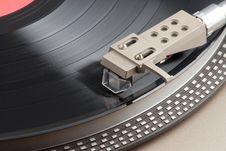 Free Turntable Cartridge Stock Photo - 14053570