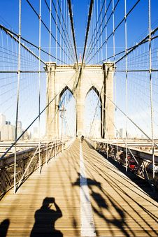 Free Brooklyn Bridge Stock Images - 14053814