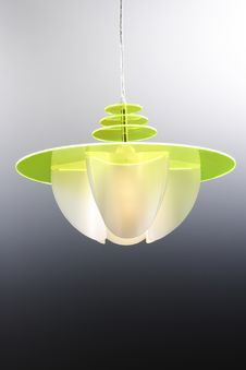 Free Plastic Modem Chandelier Royalty Free Stock Photos - 14054188