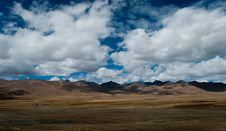 Free Scenery In Tibet Stock Photography - 14054332