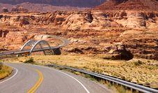 Free Glen Canyon Recreation Area Royalty Free Stock Image - 14056166