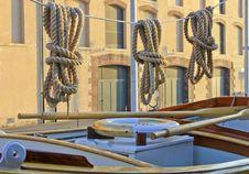 Free Lifeboat Detail Royalty Free Stock Photos - 14056198