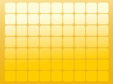 Free Bright Background In Yellow Tones With Royalty Free Stock Photography - 14056727