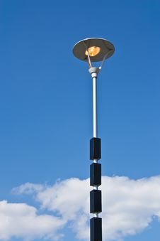 Free Lamp Pole Stock Image - 14056971